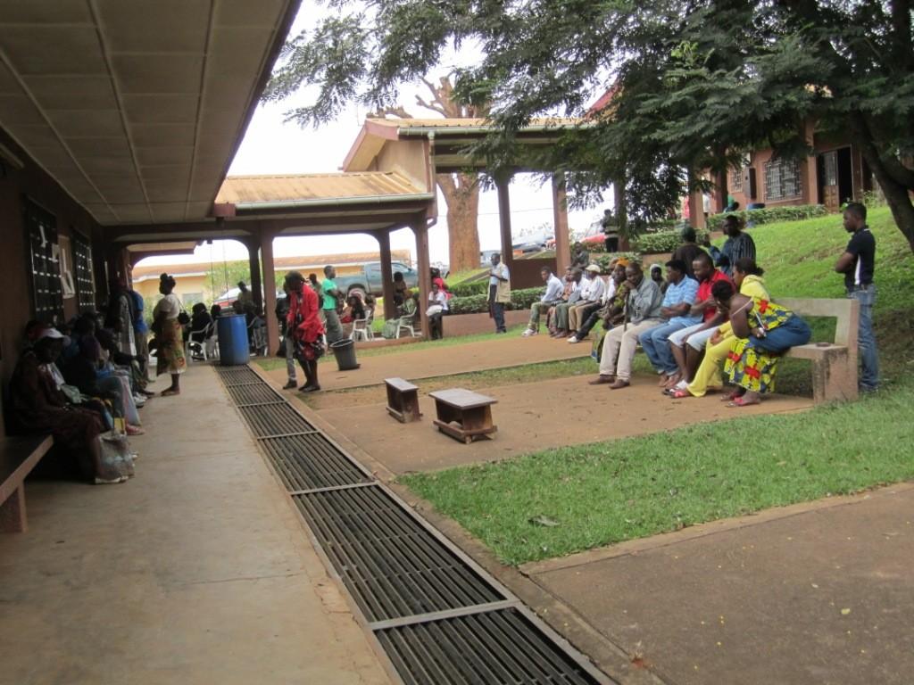 Centre de Santé Mentale «Benoît Menni» – Yaoundé (Cameroun)
