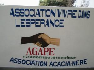 Vivre dans l'Espérance – Dapaong (Togo)