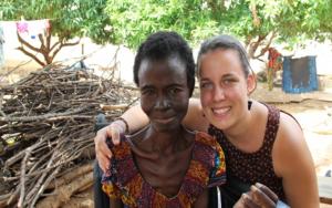 Témoignage : volontaire pour l'Association «Vivre dans l'espérance»