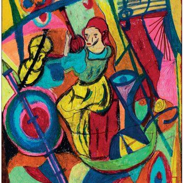 La Symphonie en couleurs des artistes de la Maison Sainte Germaine