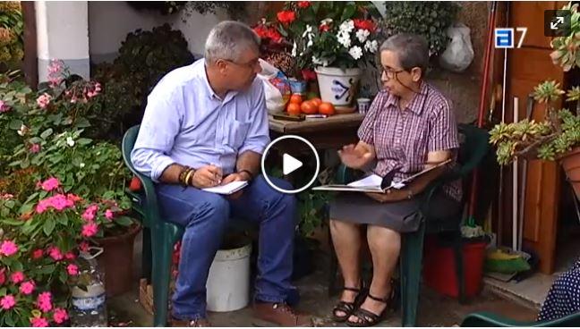 Sœur Angèle interviewée par la TV espagnole