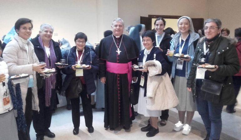 Rencontre Internationale de Pastorale des Jeunes et des Vocations
