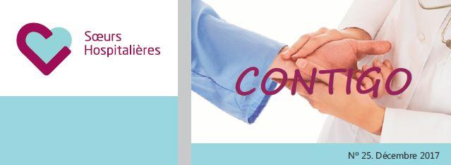 La revue de la Congrégation, CONTIGO n°25, est sortie !