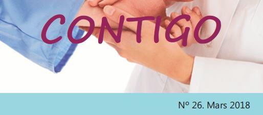La revue de la Congrégation, CONTIGO n°26, est sortie !