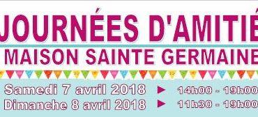 Journées d'Amitié à la Maison Sainte Germaine
