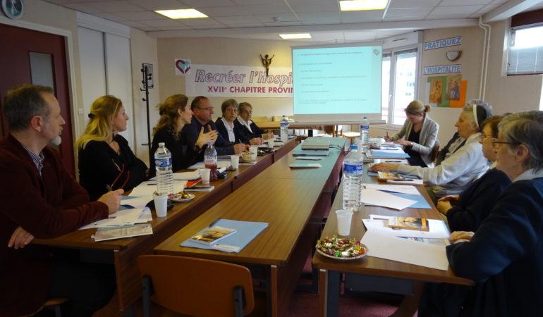 Rencontre entre Directeurs et la Province sur la Communication