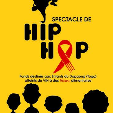 SPECTACLE DE HIP HOP POUR LES ENFANTS DE DAPAONG !