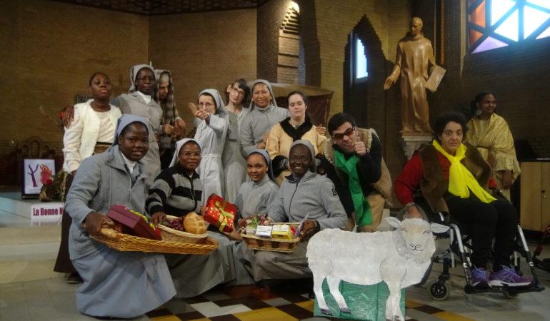 Noël Anticipé de la Maison Sainte Germaine !