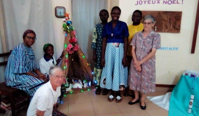 Noël de la Communauté de Ouagadougou !