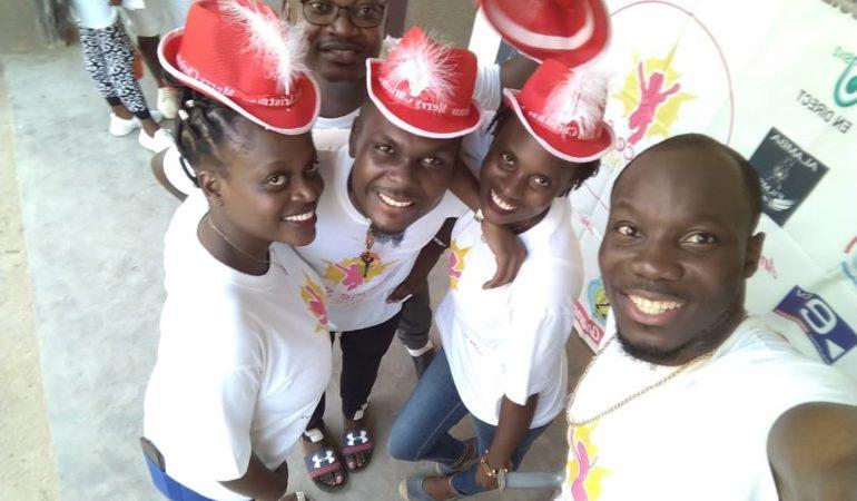 Noël de la communauté de Douala !