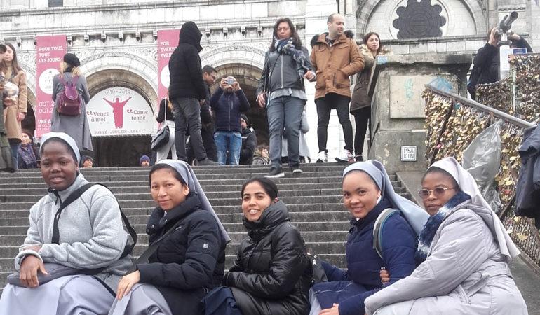 Journée de la vie consacrée à la Basilique du Sacré Cœur de Montmartre