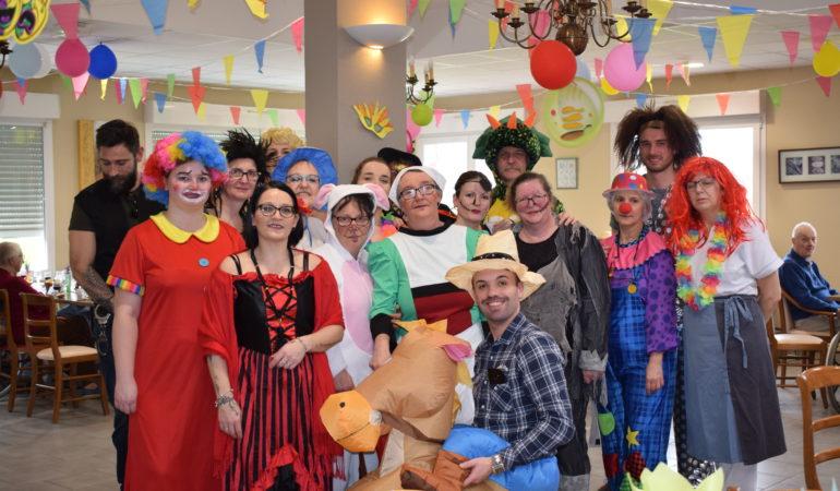 Le Carnaval de Béthanie !