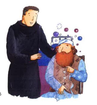 Sur les traces de Saint Benoît Menni