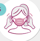Comment utiliser un masque de protection ?