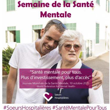 Semaine de la Santé Mentale – 05.10.2020