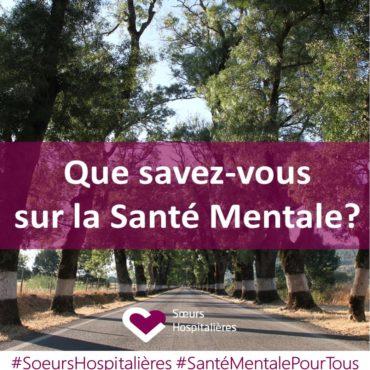 Semaine de la Santé Mentale – 07.10.2020