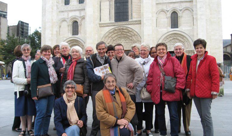 Aperçu d'une année de bénévole à la Maison Sainte Germaine !