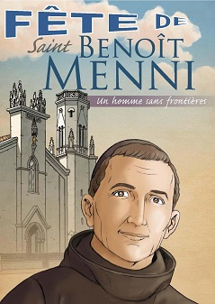 Fête de Saint Benoît Menni – 24 avril 2016