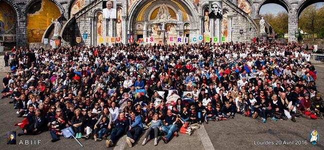 Pèlerinage à Lourdes : Les résidentes de la Maison sainte Germaine y seront !