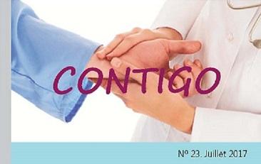 La revue de la Congrégation CONTIGO n°23 est sortie !