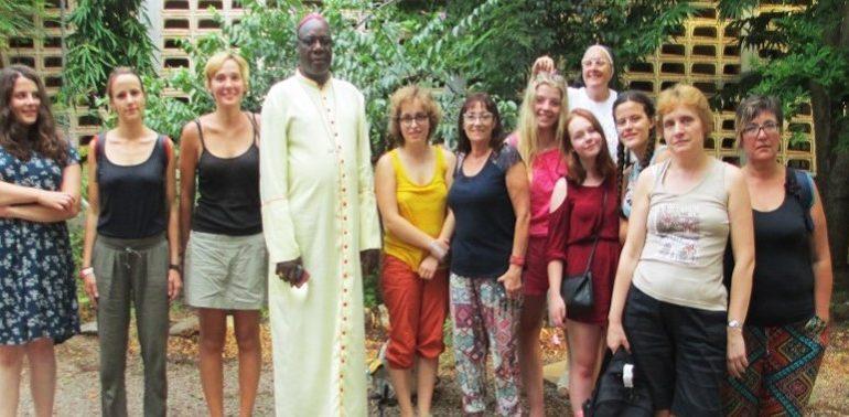 Projet humanitaire au Togo
