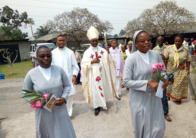 Vœux perpétuels à Kinshasa (RDC)