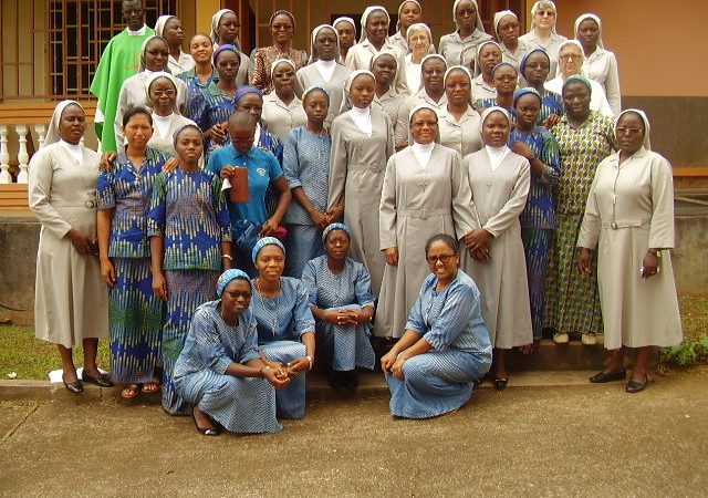 Une belle année pour les Sœurs Hospitalières !