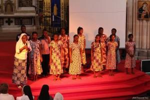 Tournée de la chorale «Soli'Choeur» en France – Septembre 2018