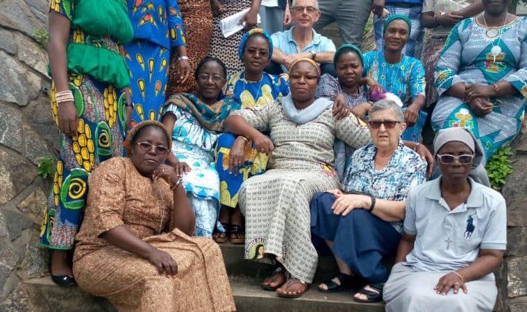 Session de formation pour Économes et Directrices des Centres d'Afrique