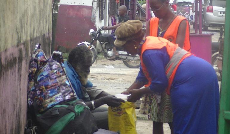 Témoignage de Marie-Claire et Dominique, bénévoles à Douala