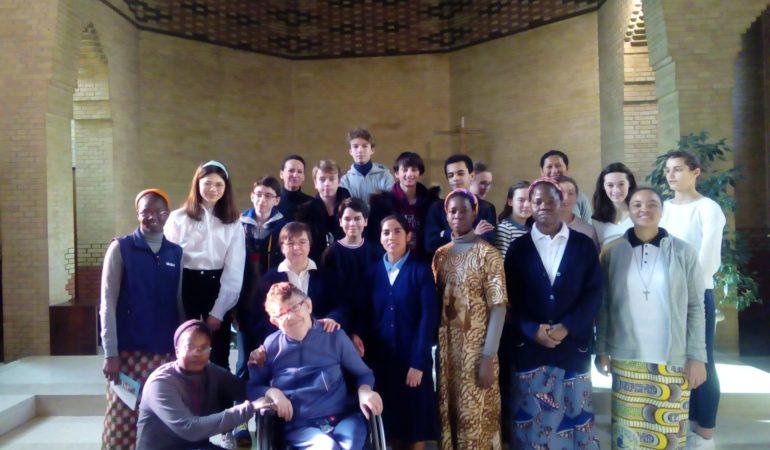 Journée porte ouverte à la Maison Sainte Germaine chez les Sœurs Hospitalières