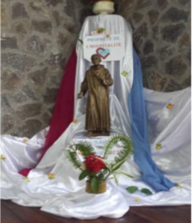 Célébration de la fête du Père Fondateur à Yaoundé