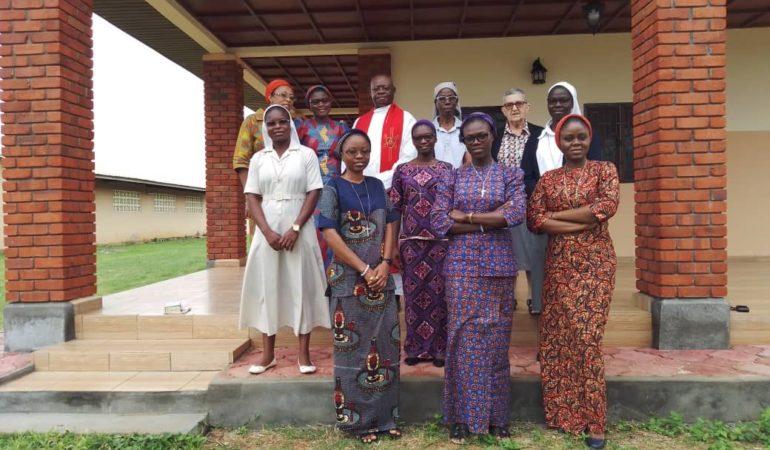 Retraite spirituelle à Yaoundé