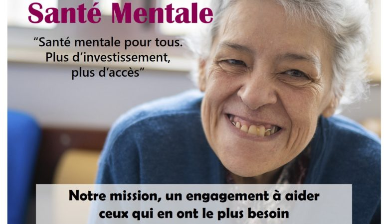 Semaine de la Santé Mentale – 06.10.2020