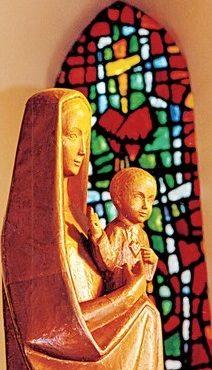 31 mai 2021. Notre-Dame du Sacré-Cœur   –   140 ANS D'HOSPITALITÉ