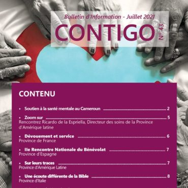 CONTIGO N° 43. JUILLET 2021