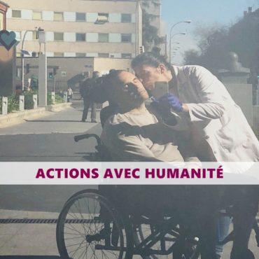 Actions avec Humanité