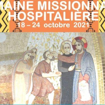 Semaine Missionnaire Hospitalière 18-24 Octobre